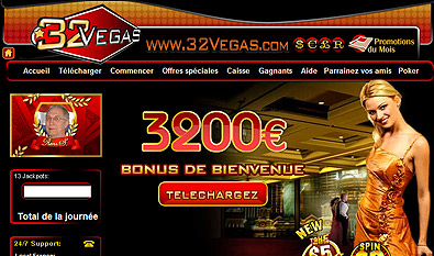 Casino 32 Végas